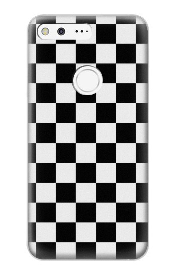 Printed Checkerboard Chess Board Google Pixel XL Case