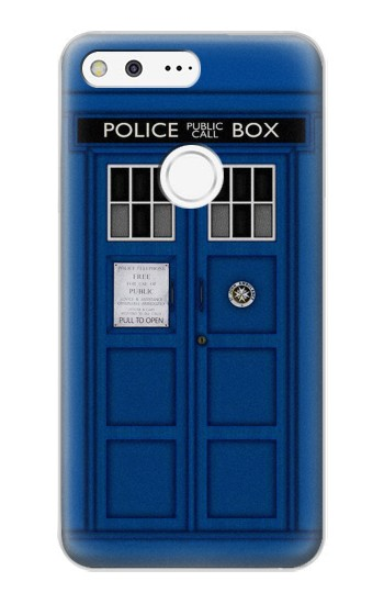 Printed Doctor Who Tardis Google Pixel XL Case