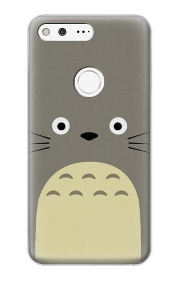 Printed My Neighbor Totoro Minimalist Google Pixel XL Case