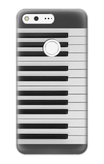 Printed One Octave Piano Google Pixel XL Case