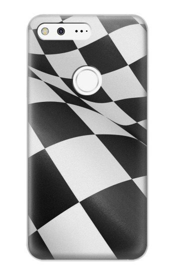 Printed Checkered Winner Flag Google Pixel XL Case
