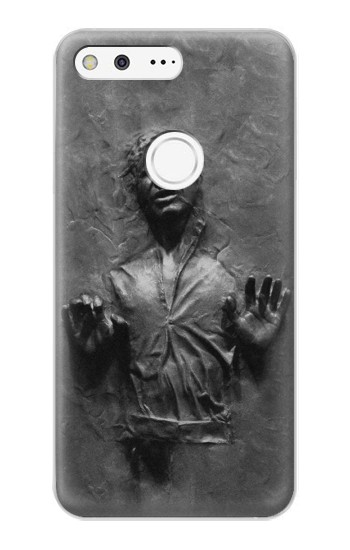 Printed Han Solo Frozen in Carbonite Google Pixel XL Case