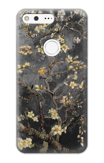 Printed Black Blossoming Almond Tree Van Gogh Google Pixel XL Case