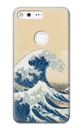 Printed Under the Wave off Kanagawa Google Pixel XL Case