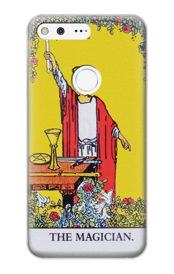 Printed Tarot Card The Magician Google Pixel XL Case