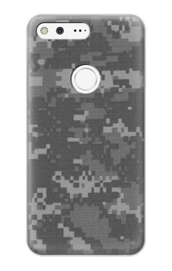 Printed Army White Digital Camo Google Pixel XL Case