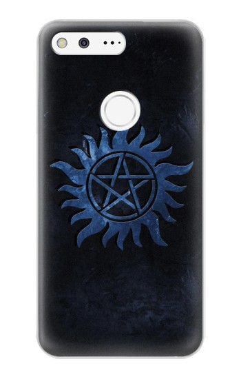 Printed Supernatural Anti Possession Symbol Google Pixel XL Case