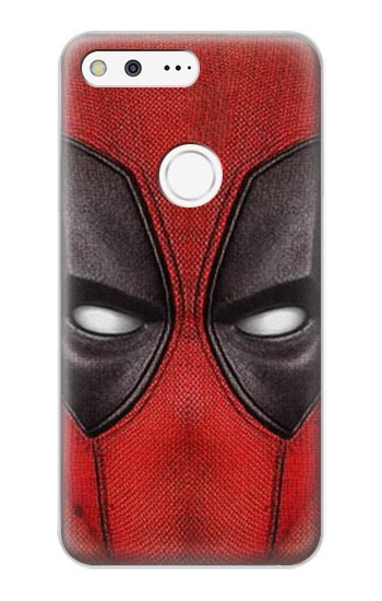 Printed Deadpool Mask Google Pixel XL Case