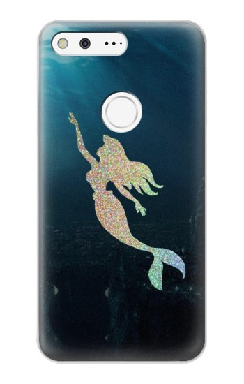 Printed Mermaid Undersea Google Pixel XL Case