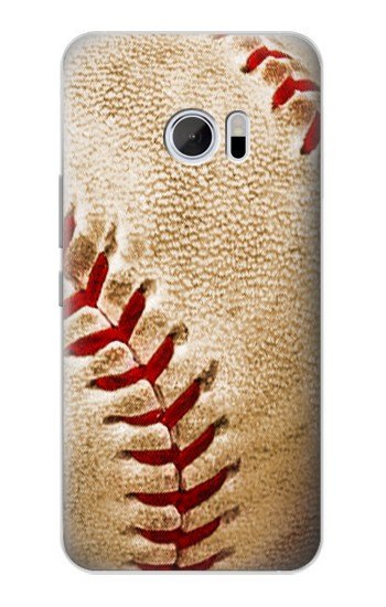 Printed Baseball HTC 10 Case