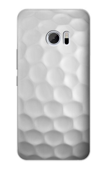 Printed Golf Ball HTC 10 Case