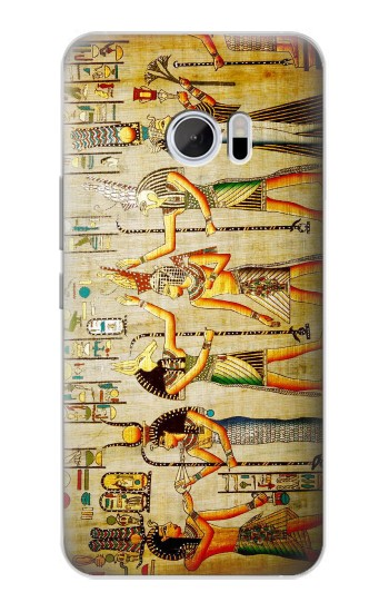 Printed Egypt Wall Art HTC 10 Case