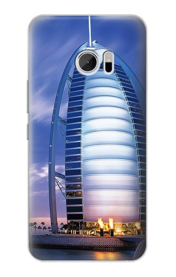 Printed Dubai Surf Center HTC 10 Case