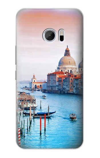 Printed Beauty of Venice Italy HTC 10 Case