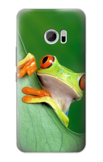 Printed Little Frog HTC 10 Case