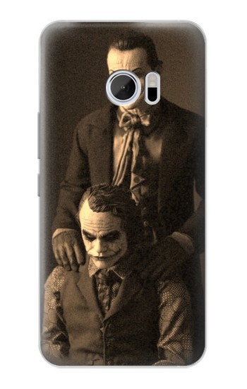 Printed Jokers Together HTC 10 Case