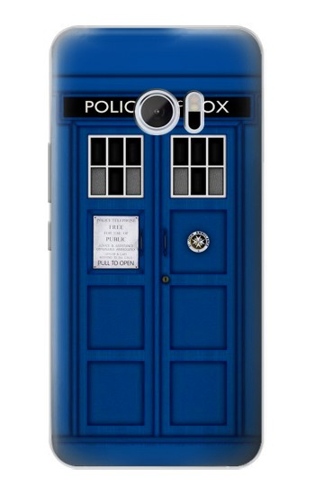 Printed Doctor Who Tardis HTC 10 Case