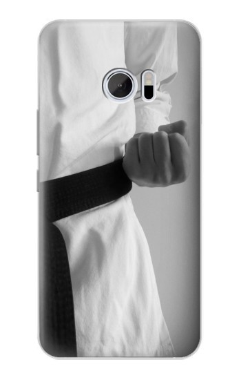 Printed Black Belt Karate HTC 10 Case