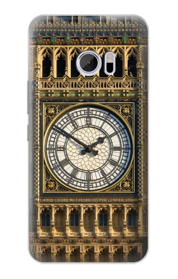 Printed London Big Ben Graphic Printed HTC 10 Case