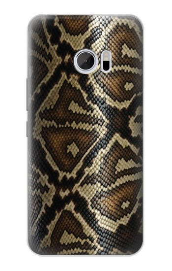 Printed Anaconda Snake Skin HTC 10 Case