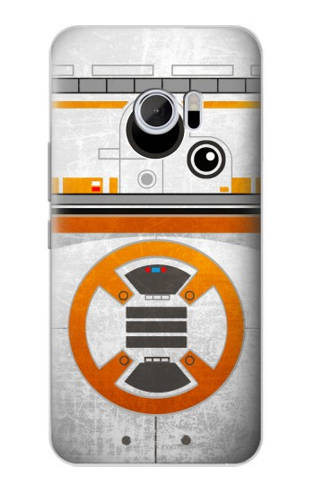 Printed BB-8 Rolling Droid Minimalist HTC 10 Case