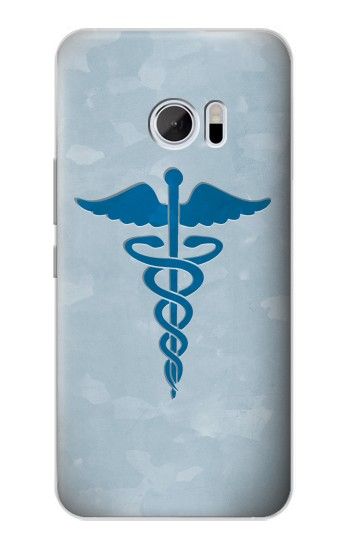 Printed Medical Symbol HTC 10 Case