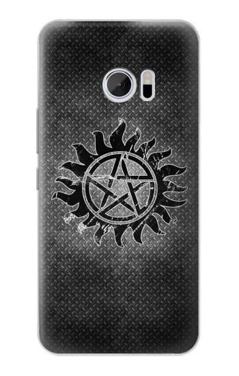 Printed Supernatural Antidemonpos Symbol HTC 10 Case