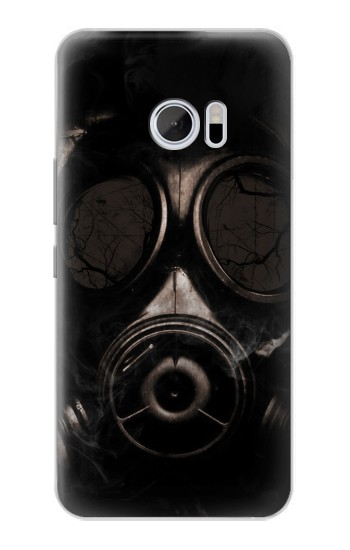 Printed Gas Mask HTC 10 Case