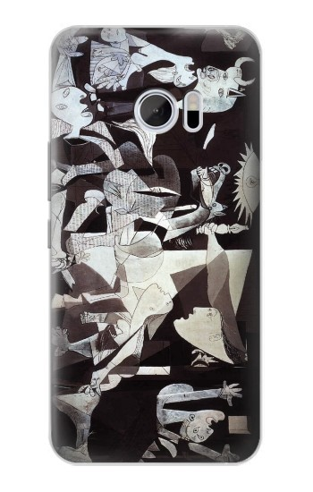 Printed Picasso Guernica Original Painting HTC 10 Case