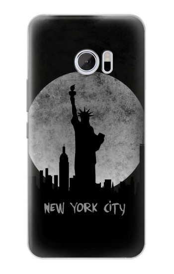 Printed New York City HTC 10 Case