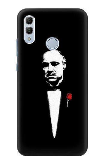 Printed Godfather Huawei Honor 10 Lite Case