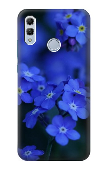 Printed Forget me not Huawei Honor 10 Lite Case