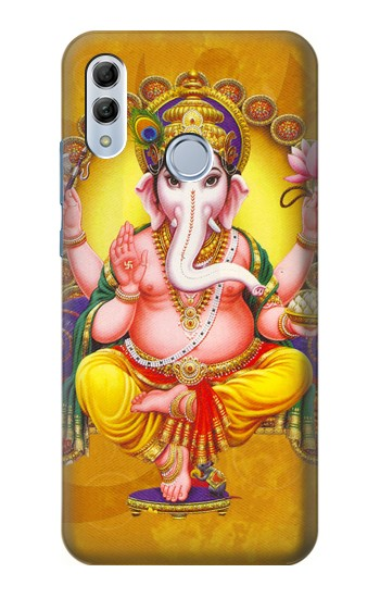 Printed Lord Ganesh Hindu God Huawei Honor 10 Lite Case
