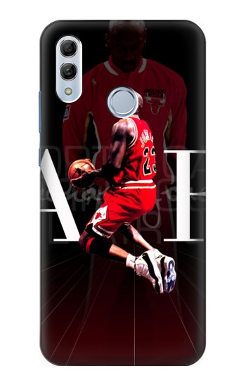 Printed Basketball Air Jordan Huawei Honor 10 Lite Case