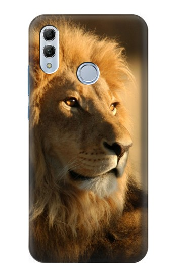 Printed Lion King of Forest Huawei Honor 10 Lite Case