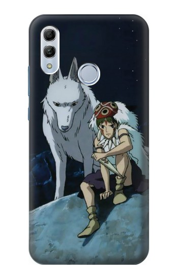 Printed Princess Mononoke San Huawei Honor 10 Lite Case