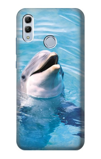 Printed Dolphin Huawei Honor 10 Lite Case