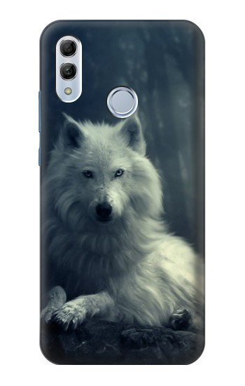 Printed White Wolf Huawei Honor 10 Lite Case