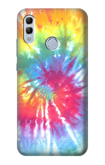 Printed Tie Dye Colorful Graphic Printed Huawei Honor 10 Lite Case
