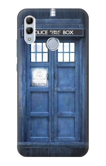 Printed Doctor Who Tardis Huawei Honor 10 Lite Case
