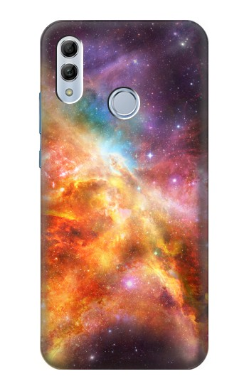 Printed Nebula Rainbow Space Huawei Honor 10 Lite Case