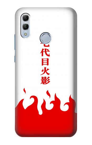 Printed Naruto 7th Hokage Cloak White Huawei Honor 10 Lite Case