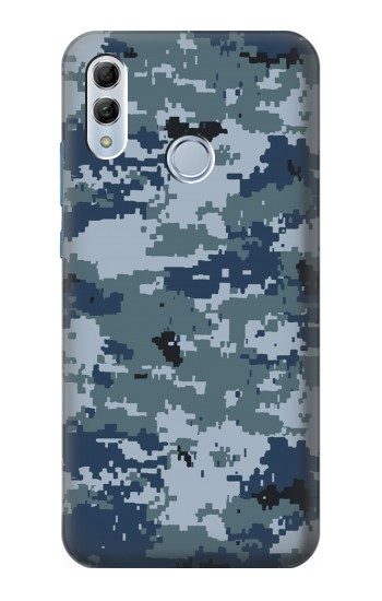 Printed Navy Camo Camouflage Graphic Huawei Honor 10 Lite Case