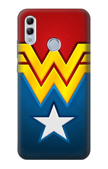 Printed Wonder Women Logo Huawei Honor 10 Lite Case