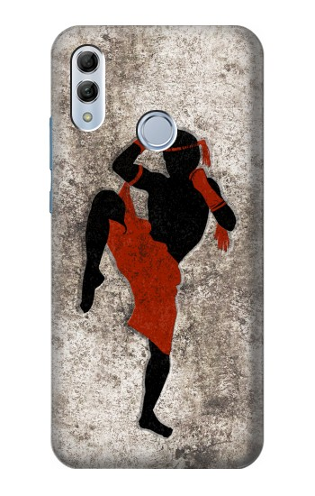Printed Muay Thai Fight Boxing Huawei Honor 10 Lite Case