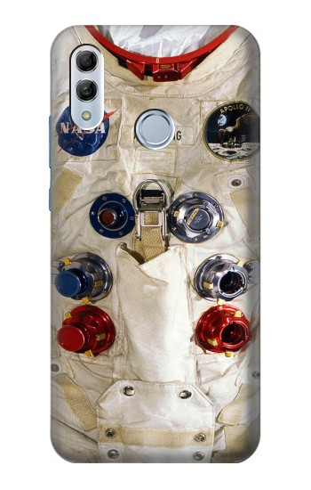 Printed Neil Armstrong White Astronaut Spacesuit Huawei Honor 10 Lite Case