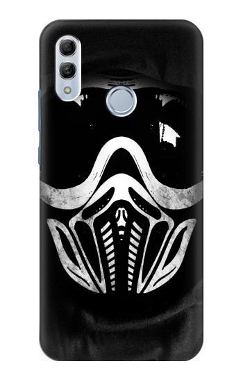 Printed Paintball Mask Huawei Honor 10 Lite Case