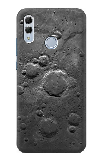 Printed Moon Surface Huawei Honor 10 Lite Case