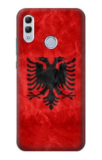 Printed Albania Red Flag Huawei Honor 10 Lite Case