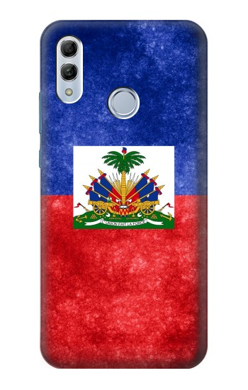 Printed Haiti Flag Huawei Honor 10 Lite Case